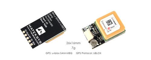 Matek SAM-M8Q GPS ublox
