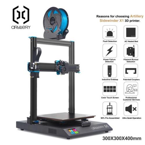 Artillery Sidewinder X1 - 3D Printer