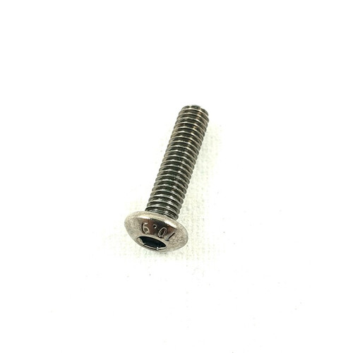 M3x12 SCREW - Stainless Steel Button Head Hexagon Socket