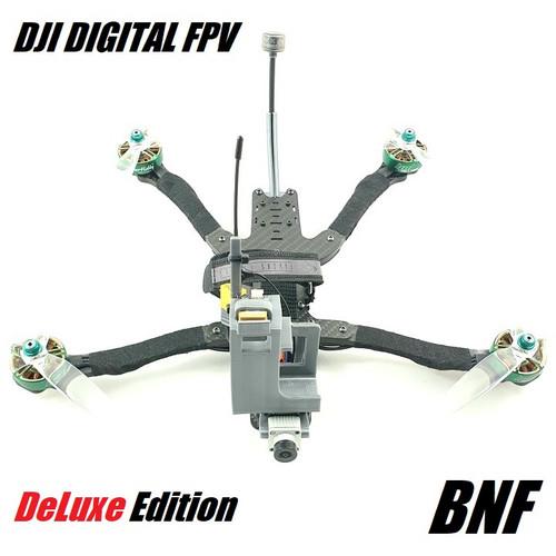 "Frog V4 Long Range 7"" DeLuxe Edition | BNF DJI Digital FPV"