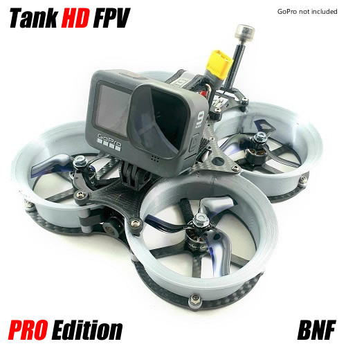 TANK HD 6S BNF PRO | DJI Digital FPV CINEWHOOP Bind N Fly