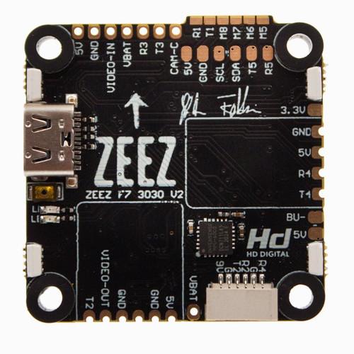 ZEEZ F7 3030 V2 | Flight Controller DJI Digital & 8 Motors Support