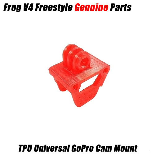 Frog V4 | TPU Universal  Gopro Cam Mount