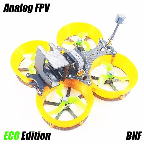 TANK BNF ECO | Analog FPV CINEWHOOP Bind N Fly