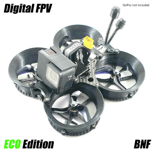 TANK HD BNF ECO | DJI Digital FPV CINEWHOOP Bind N Fly