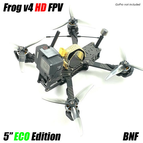 "Frog V4 5"" HD ECO Edition 