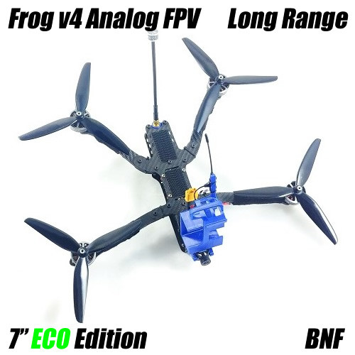 "Frog V4 Long Range 7"" ECO 