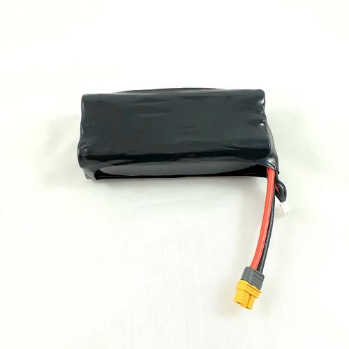 6S 10000mah 9A | 21.6V 6S2P Li-Ion Battery Pack