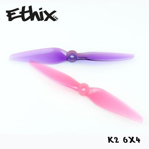 Ethix K2 Bubble Gum (2CW+2CCW) | Poly Carbonate