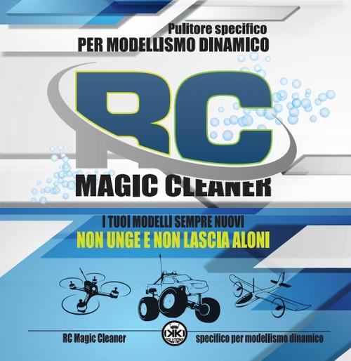 RC Magic Cleaner | Detergente Pulitore per Modellismo RC