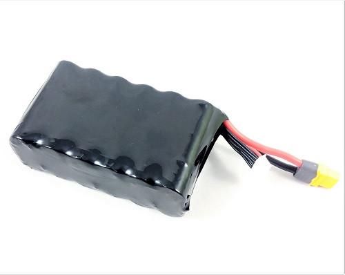 6S 6000mah COMPACT 30A | 21.6V 6S2P - Pacco Batteria Li-Ion