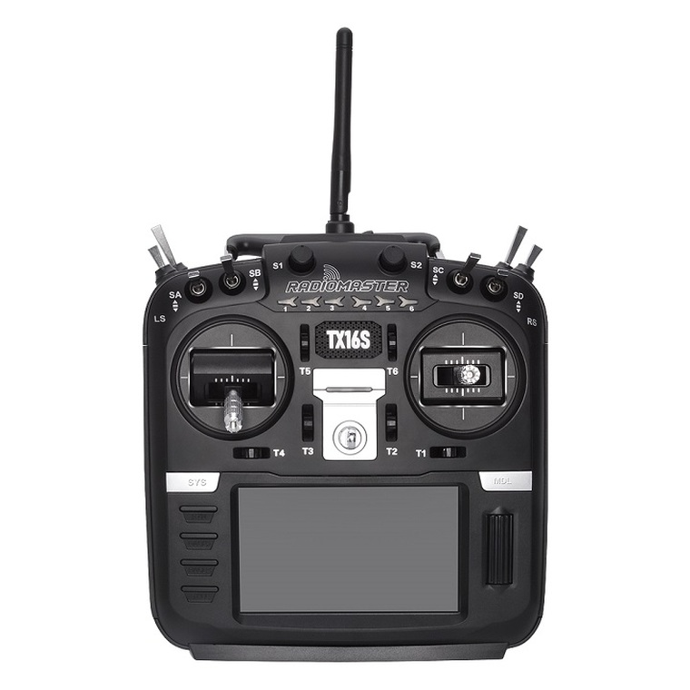 RadioMaster TX16S HALL GIMBAL - TOUCH SCREEN 2.4Ghz Multiprotocol OpenTX