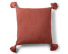 Esther Cushion Cover - Rust