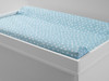 Mocka Change Mat Cover - Blue Spot