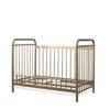 Sonata Cot Toddler Bed Conversion - Bronze