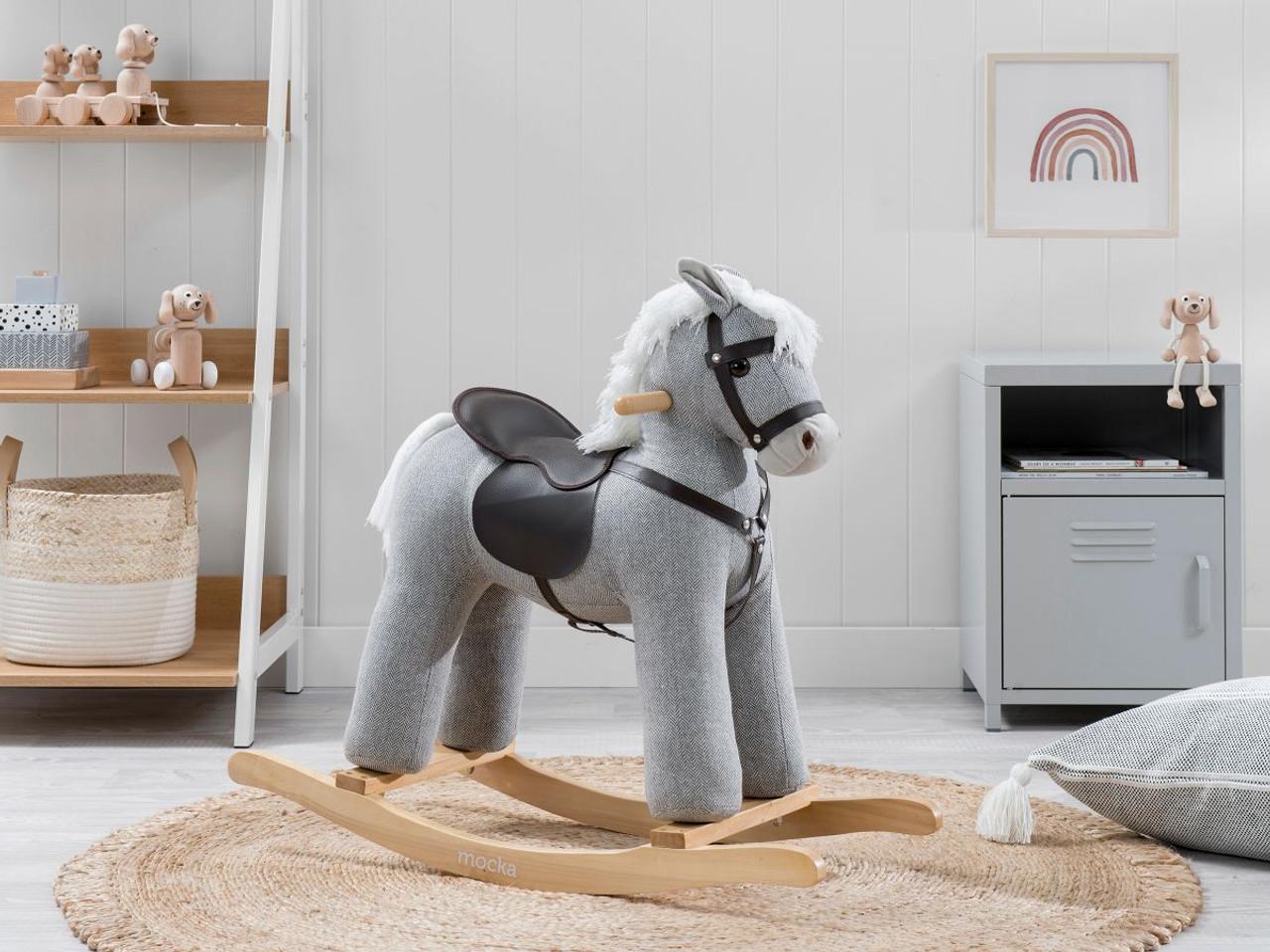 Mocka Kids Rocking Horse Kids Toys Furniture