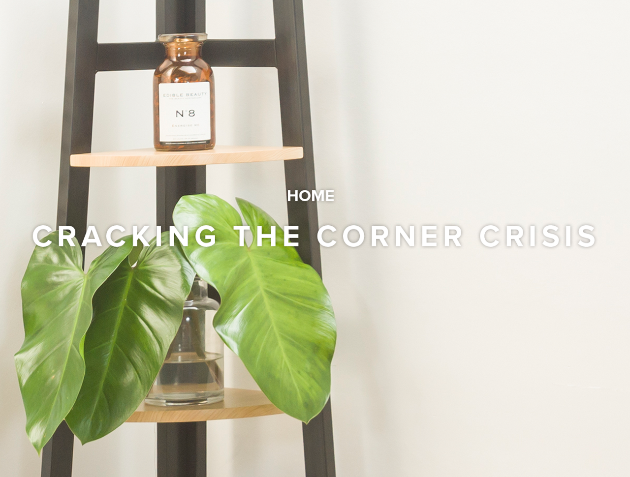Cracking the Corner Crisis