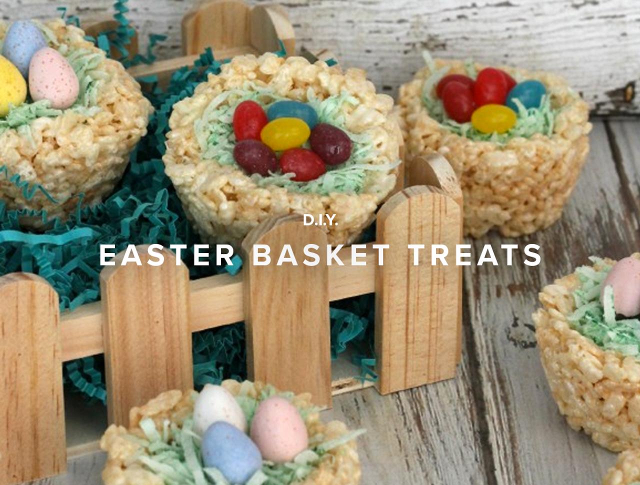 Mocka Easter Basket Treats