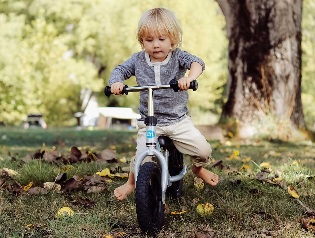 How Do Balance Bikes Work?