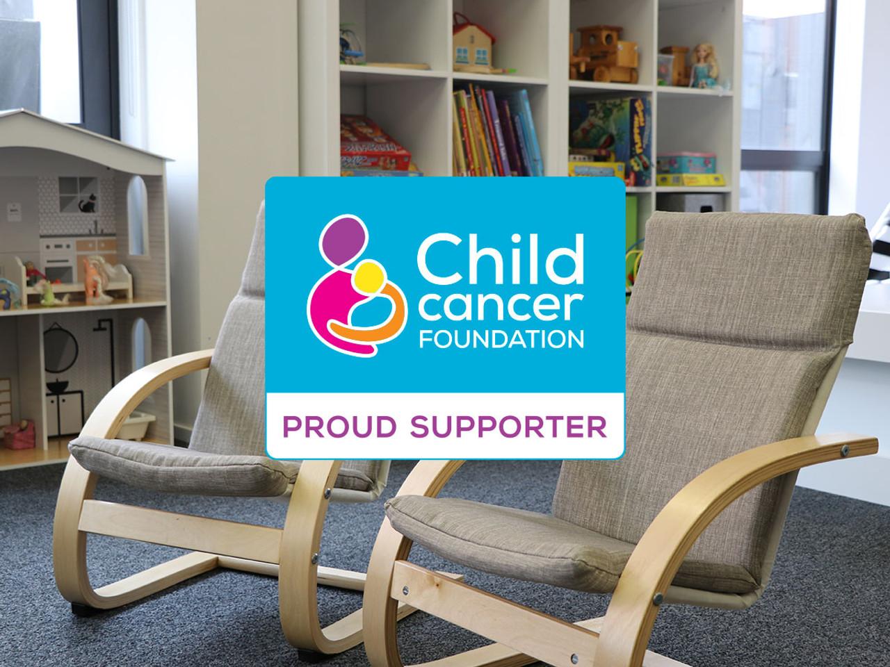 Mocka and Child Cancer Foundation