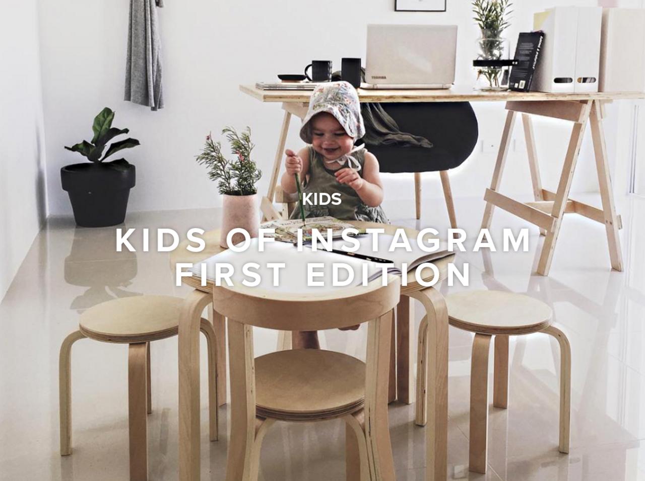 Mocka Kids of Instagram