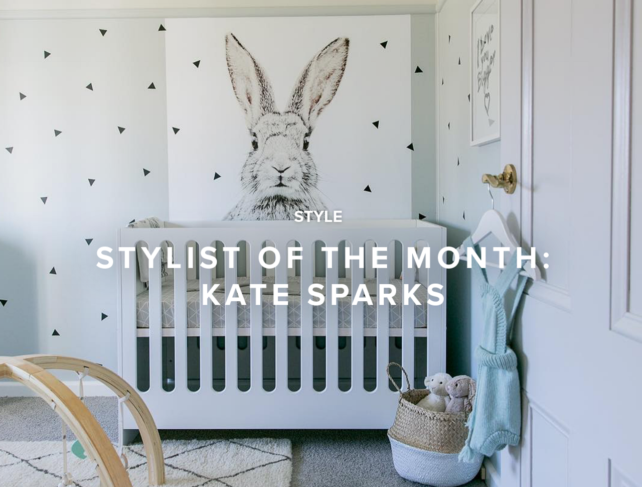 Stylist of the Month – Kate Sparks