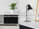 How to Create Great Monochromatic Styling