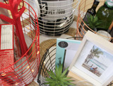 Hamper How To With Mocka Wire Baskets