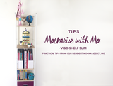 Mockarise with Mo - Vigo Shelf Slim