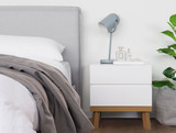 White Bedside Tables and why you need one
