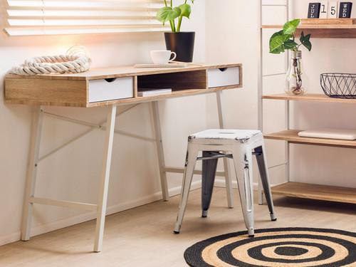 Vigo Desk - White