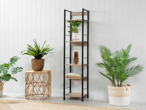 Vigo Shelves - Slim - Black