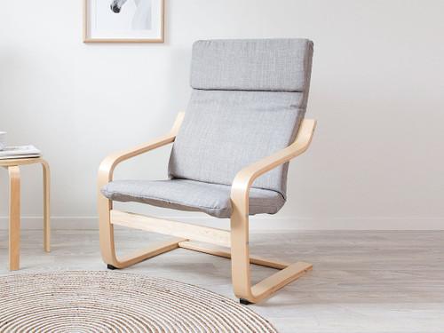 Asta Armchair - Grey