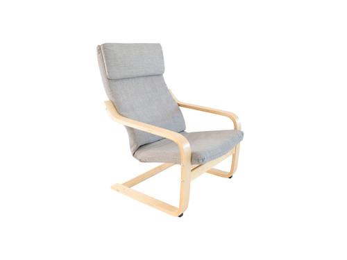 Asta Armchair Cover - Grey