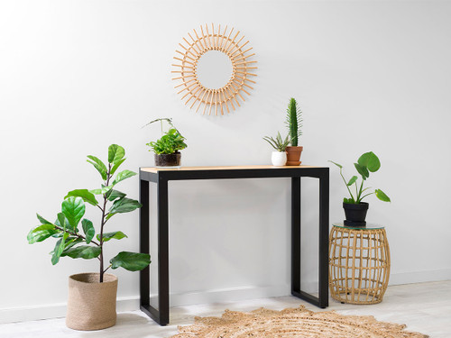 Porto Console Table - Black