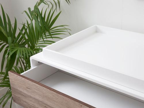 Changing Tray - White
