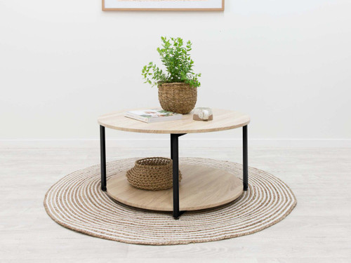 Vigo Coffee Table - Black