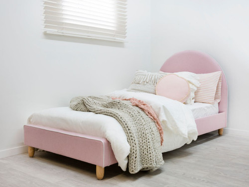 Dani Bed - King Single - Pink