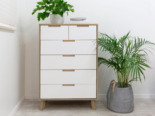 Chelsea Tallboy Drawers