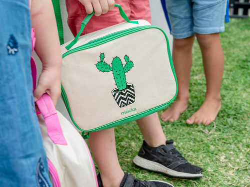 Kids Lunch Box - Cactus