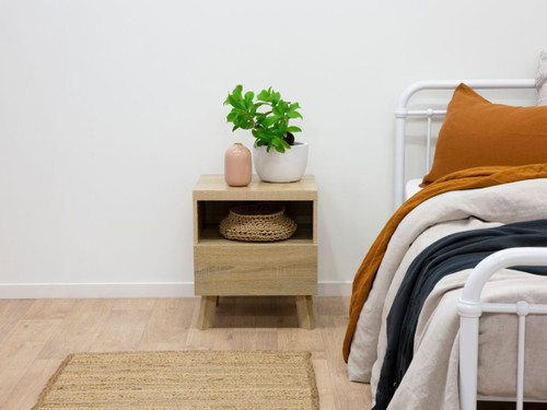 Oska Bedside Table