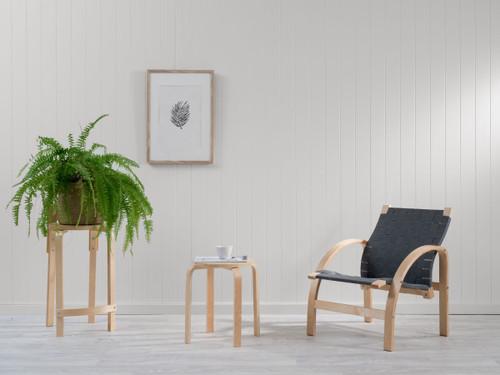 Otto Woven Chair - Grey