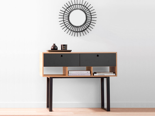 Parker Console Table - Natural