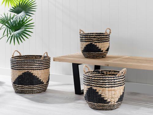 Zarina Baskets - Set of 3