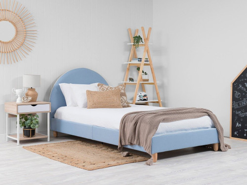 Dani Bed - Single - Blue