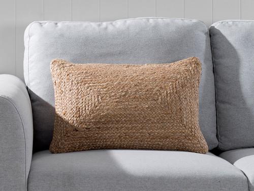 Buddina Cushion Cover - Oblong - Natural