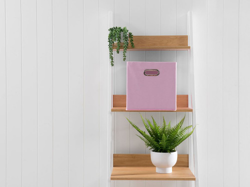 Storage Cubes - Light Pink