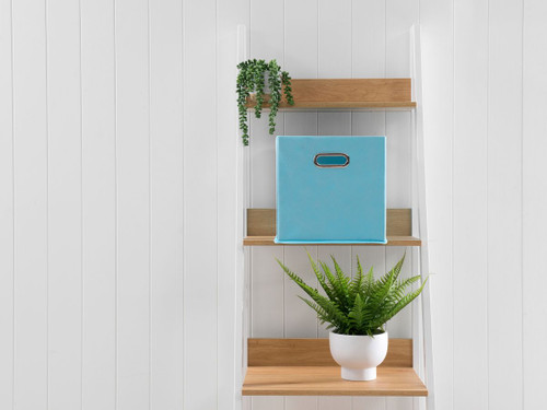 Storage Cube - Light Blue