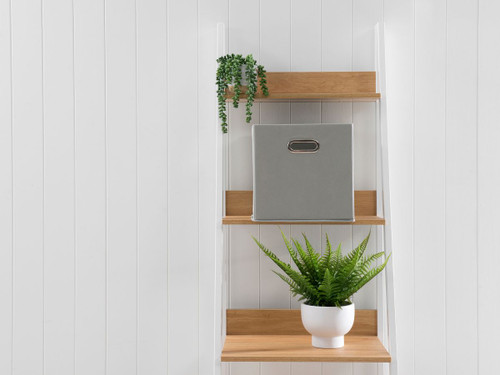 Storage Cube - Light Grey