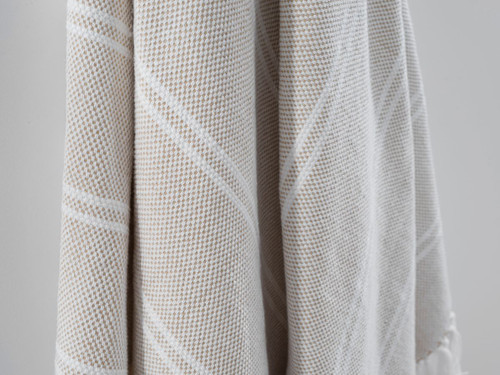 Carbo Throw - Beige
